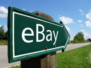 eBay Road Sign Green