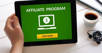 Affiliate Program -Join Now